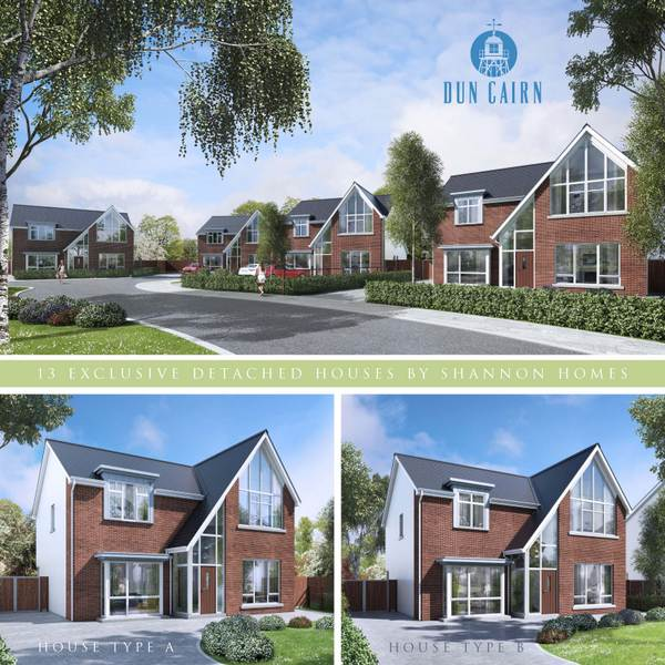 Donacarney, 5 Bedrooms Bedrooms, ,4 BathroomsBathrooms,Residential,New Developments,1208