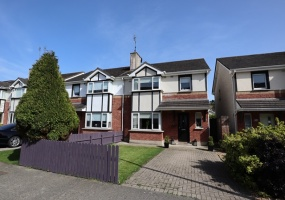 14 Bryanstown Manor, Drogheda, 4 Bedrooms Bedrooms, ,3 BathroomsBathrooms,Residential,SALE AGREED,14 Bryanstown Manor,1404